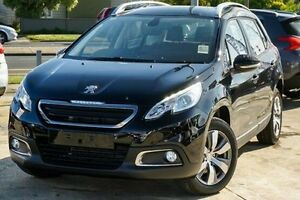 2016 Peugeot 2008 A94 Active Black 4 Speed Sports Automatic Wagon Lake Wendouree Ballarat City Preview