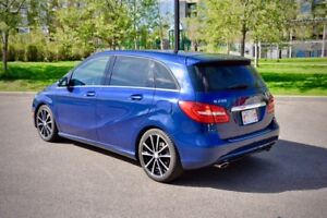 2013 Mercedes Benz B250 Sports Tourer