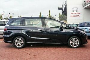 2014 Honda Odyssey  Premium Twinkle Black Constant Variable Wagon Myaree Melville Area Preview