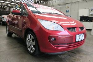 2007 Mitsubishi Colt RZ 5 Speed Manual Cabriolet Mordialloc Kingston Area Preview