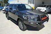 2017 Toyota Hilux GUN126R SR5 Grey Sports Automatic Mill Park Whittlesea Area Preview