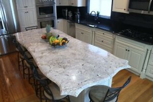 Quartz- Granite- Quartzite Surface  Countertops