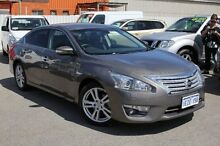 2014 Nissan Altima L33 Ti X-tronic Silver 1 Speed Constant Variable Sedan Hillman Rockingham Area Preview