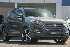 2015 Hyundai Tucson TLE Highlander R-Series (awd) Brown 6 Speed Automatic Wagon Wolli Creek Rockdale Area Preview