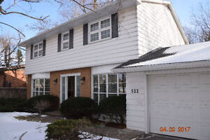 5 Bedroom Centrally Located Upscale Home - $2,700/Month