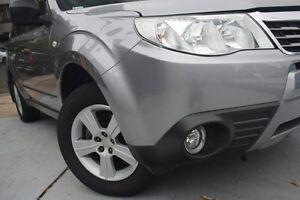 2010 Subaru Forester S3 MY10 X AWD Silver 4 Speed Sports Automatic Wagon Mosman Mosman Area Preview
