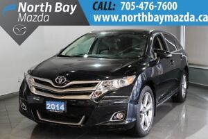 2014 Toyota Venza Front Wheel Drive + V6 3.5L Engine + Dual Zone