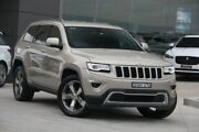 2014 Jeep Grand Cherokee Cashmere Silver West Gosford Gosford Area Preview
