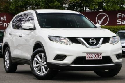 2014 Nissan X-Trail T32 ST X-tronic 2WD Ivory Pearl 7 Speed Constant Variable Wagon Mount Gravatt Brisbane South East Preview