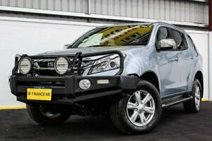 2015 Isuzu MU-X MY15 LS-T Rev-Tronic Blue 5 Speed Sports Automatic Wagon Canning Vale Canning Area Preview