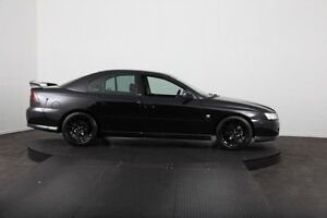 2005 Holden Commodore VZ SV6 Black 5 Speed Auto Active Select Sedan McGraths Hill Hawkesbury Area Preview