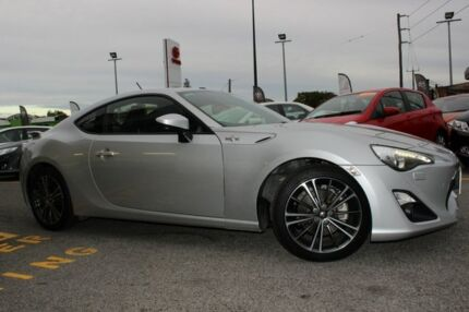 2013 Toyota 86 ZN6 GTS Thunder Silver 6 Speed Manual Coupe Claremont Nedlands Area Preview