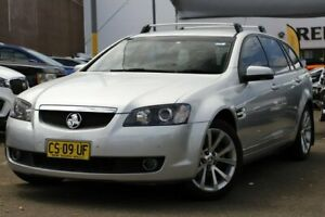 2009 Holden Calais VE MY09.5 V Silver 5 Speed Automatic Sportswagon Brookvale Manly Area Preview