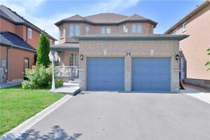 Well Maintain! One Owner 4 Bedroom In Desirable Brampton Area!