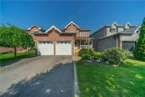 Detached 4 Bedrooms Family Home For Sale In Ajax