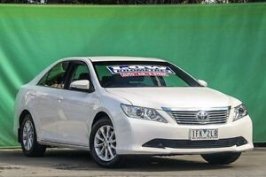 2012 Toyota Aurion GSV50R AT-X White 6 Speed Sports Automatic Sedan Ringwood East Maroondah Area Preview