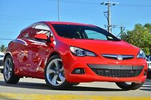 2015 Holden Astra PJ MY15.5 GTC Sport Power Red 6 Speed Automatic Hatchback Victoria Park Victoria Park Area Preview
