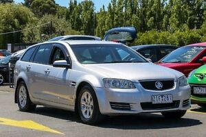 2012 Holden Commodore VE II MY12 Omega Sportwagon Silver 6 Speed Sports Automatic Wagon Ringwood East Maroondah Area Preview