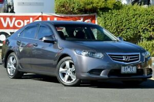 2013 Honda Accord Euro CU MY14 Grey 5 Speed Automatic Sedan