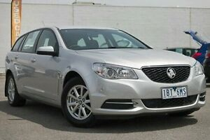 2014 Holden Commodore Silver Sports Automatic Wagon Dandenong Greater Dandenong Preview