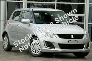 2014 Suzuki Swift FZ MY14 GL Silver 5 Speed Manual Hatchback Albion Park Rail Shellharbour Area Preview