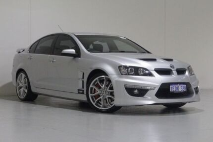 2012 Holden Special Vehicles Clubsport E3 MY12.5 R8 Silver 6 Speed Manual Sedan Bentley Canning Area Preview