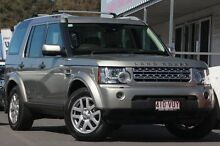 2010 Land Rover Discovery 4 Series 4 10MY TdV6 CommandShift Gold 6 Speed Sports Automatic Wagon Nundah Brisbane North East Preview