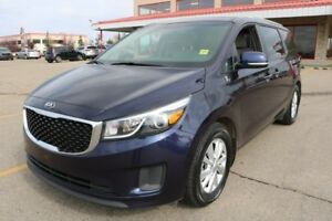 2018 Kia Sedona LX PLUS Accident Free,  Heated Seats,  Back-up C