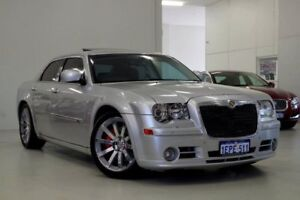 2010 Chrysler 300C MY2010 SRT-8 Silver 5 Speed Sports Automatic Sedan Myaree Melville Area Preview