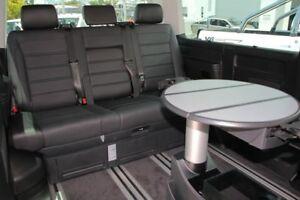 2016 Volkswagen Multivan T6 MY16 TDI450 LWB DSG Executive Black 7 Speed Sports Automatic Dual Clutch