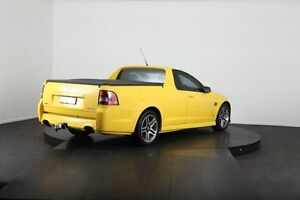 2010 Holden Commodore VE II SV6 Yellow 6 Speed Automatic Utility McGraths Hill Hawkesbury Area Preview