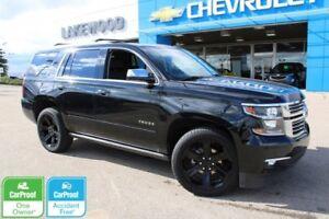 2017 Chevrolet Tahoe Premier (355 HP, Side Blind Zone Alert With