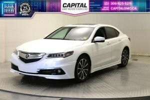 2015 Acura TLX V6 Elite AWD*Leather-Sunroof-Navigation*