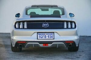 2016 Ford Mustang FM GT Fastback Silver 6 Speed Manual Fastback Bellevue Swan Area Preview