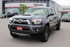 2015 Toyota Tacoma TRD Sport w/ Leather, Navigation & Backup Cam