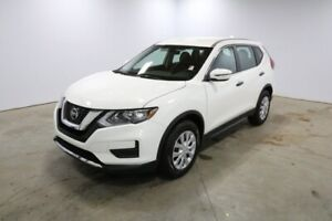 2019 Nissan Rogue AWD S CVT 7 inch touch screen, Back up cam, Bl