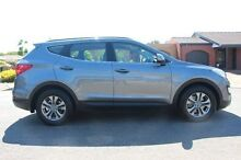 2013 Hyundai Santa Fe DM MY14 Active Silver 6 Speed Sports Automatic Wagon Nailsworth Prospect Area Preview