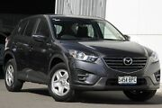 2017 Mazda CX-5 KE1072 Maxx SKYACTIV-MT FWD Meteor Grey 6 Speed Manual Wagon West Hindmarsh Charles Sturt Area Preview