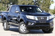 2015 Nissan Navara D23 ST Black 7 Speed Sports Automatic Utility Mount Gambier Grant Area Preview