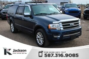 2015 Ford Expedition Max Limited - NAV, Sunroof, Leather