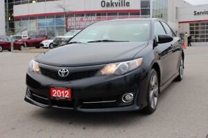 2012 Toyota Camry SE w/ Leather, Moonroof & Navigation