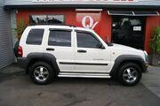2002 Jeep Cherokee KJ Sport (4x4) White 5 Speed Manual Wagon Blair Athol Port Adelaide Area Preview