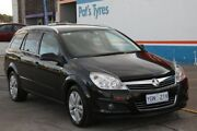 2008 Holden Astra AH MY08.5 CDTi Black 6 Speed Automatic Wagon Fyshwick South Canberra Preview