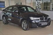 2017 BMW X4 F26 xDrive20i Coupe Steptronic Black 8 Speed Automatic Wagon Darra Brisbane South West Preview