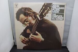 John Williams - Classical Guitar Albums
