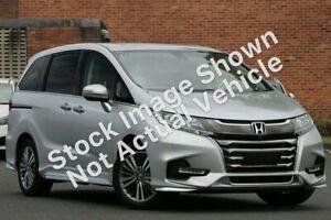 2017 Honda Odyssey RC MY18 VTi-L Silver 7 Speed Wagon