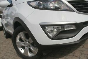 2013 Kia Sportage SL Series 2 SI (FWD) White 5 Speed Manual Wagon Zetland Inner Sydney Preview