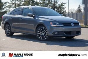 2013 Volkswagen Jetta Sedan Highline SUPER LOW KM, NO ACCIDENTS,