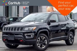 2017 Jeep Compass Trailhawk AWD|Leather,Nav,Cold Wthr.Pkgs|17All