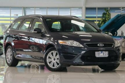 2014 Ford Mondeo MC LX PwrShift TDCi Grey 6 Speed Sports Automatic Dual Clutch Wagon Dandenong Greater Dandenong Preview